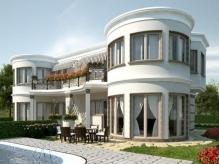 Уникални къщи на първа линия море