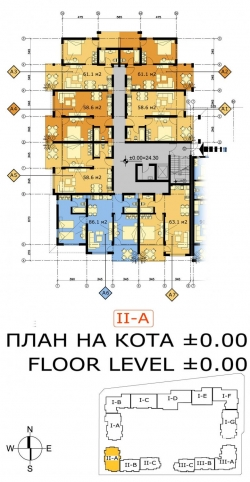 Имоти в комплекс Свети Влас