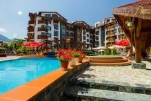 Обзаведен Апартамент с 1 салня в Белведере Банско